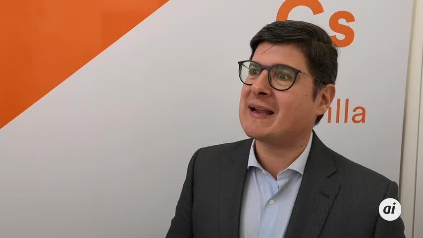 Cs quiere aumentar en 300.000 euros el dinero para la Plaza de España