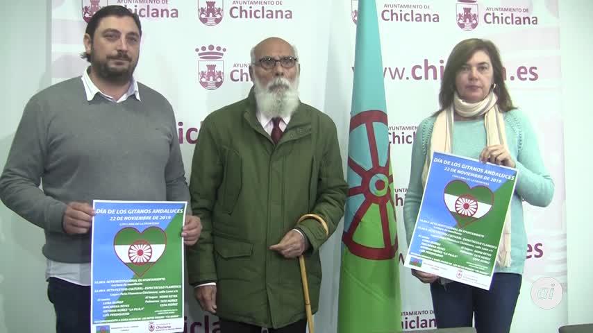 Chiclana conmemora este viernes el Día de los Gitanos Andaluces