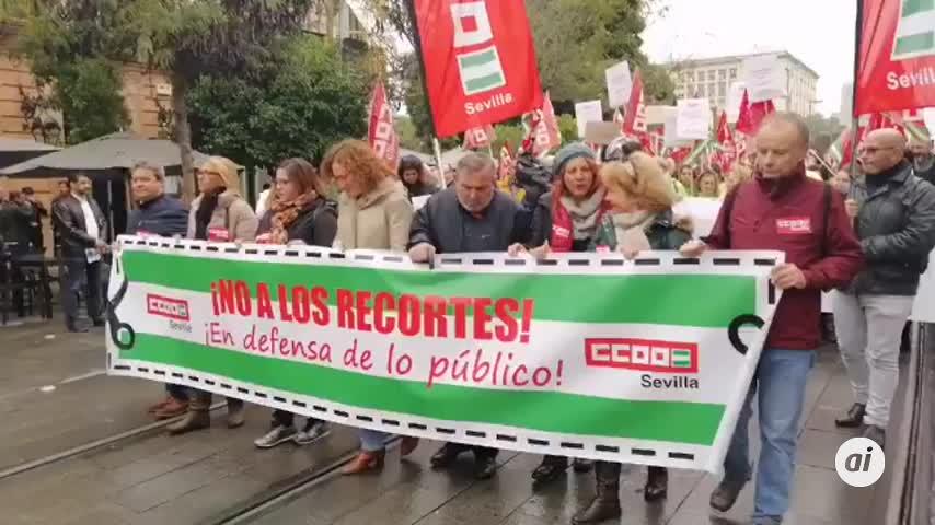 Medio millar de sindicalistas de CCOO rechaza las cuentas de la Junta