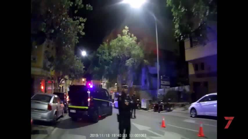 Detenido en un control en Málaga por llevar heroína en el coche