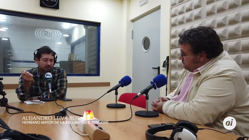 Alejandro Leiva Rosa explica la actualidad de Esclavitud de San José