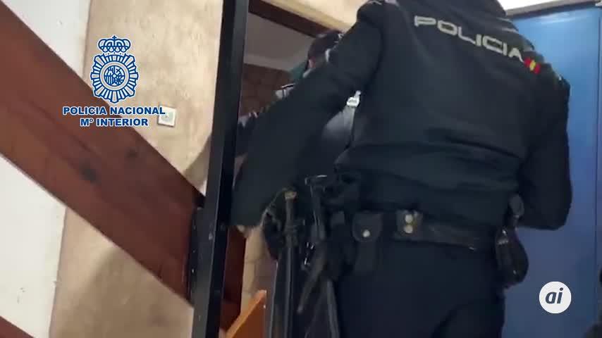 Cae red de cocaína, heroína y hachís en Sevilla, Cádiz y Málaga