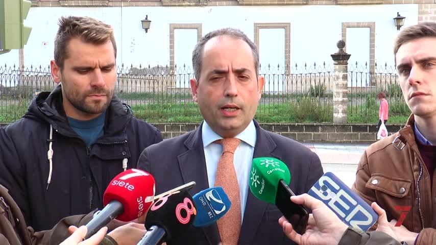 El PP lamenta los fondos perdidos para Jerez por el caso de los ERE