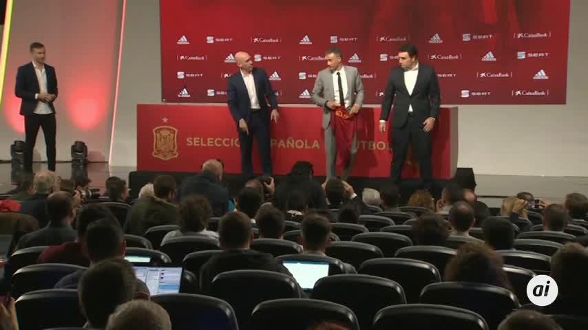 """Luis Enrique vive un día """"especial"""" y dice que Moreno fue """"desleal"""""""