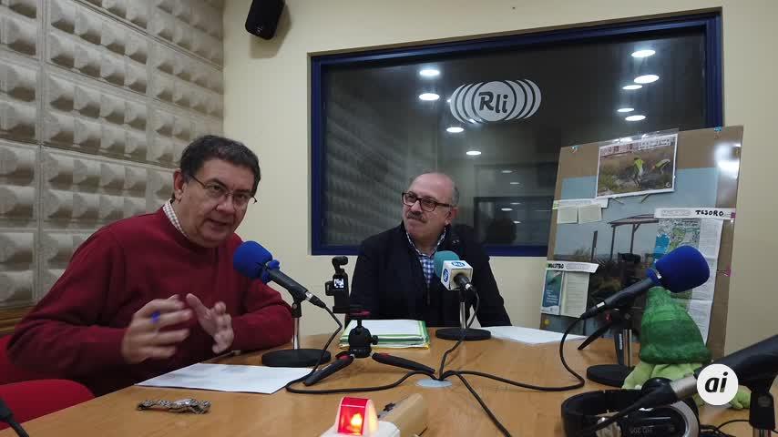 El director del CEIP San Ignacio explica la actividad de su centro