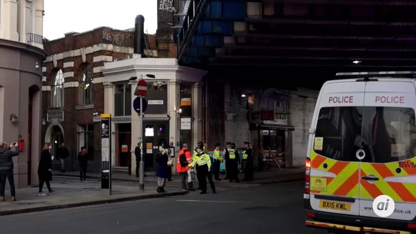 El terrorista de Londres fue condenado en 2012 y puesto en libertad