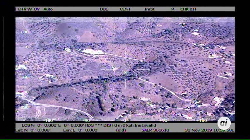 Unas 300 personas buscan a Dana Leonte en un territorio difícil