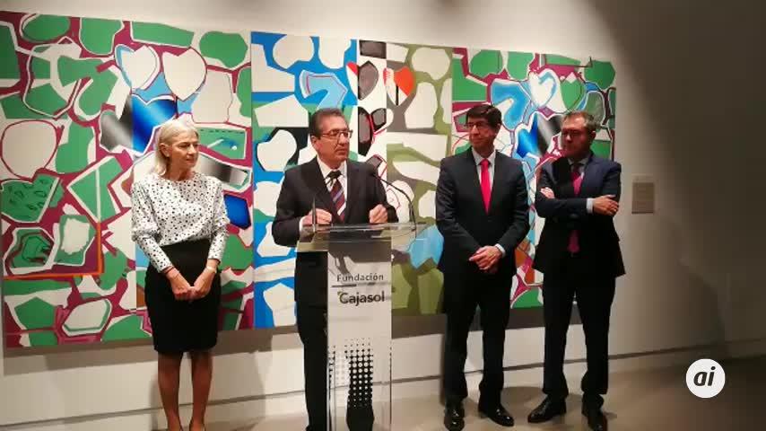 La Fundación Cajasol inaugura su Gran Manzana Cultural