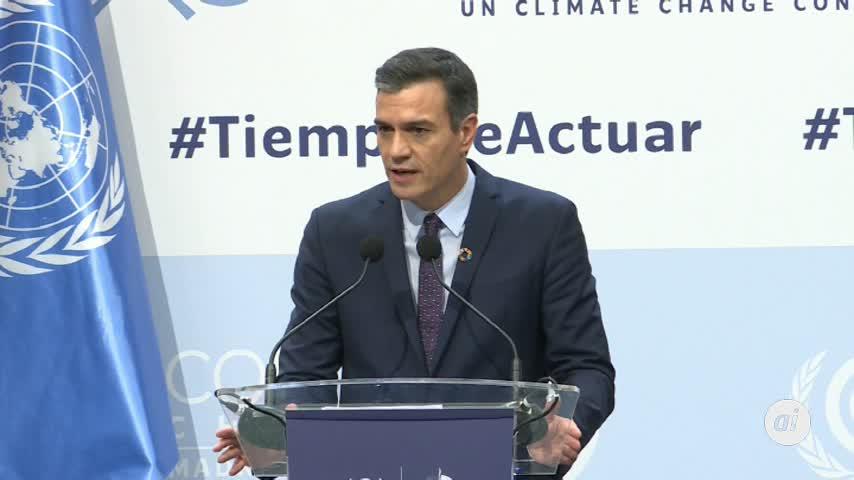 Sánchez ya no descarta investidura en enero