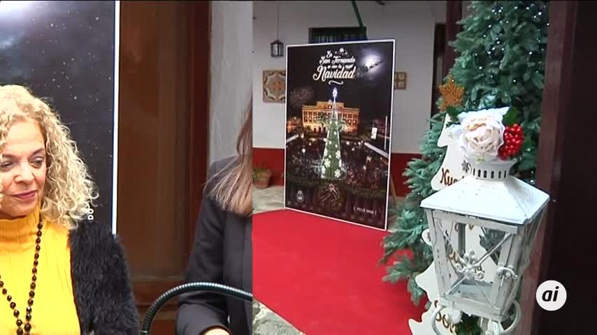 """San Fernando tendrá una Navidad """"para que todos sean felices"""""""