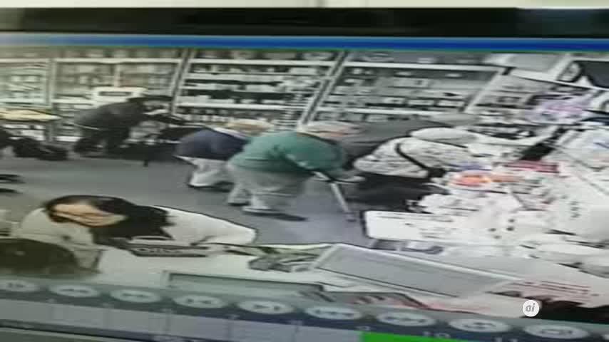 Detenida presunta ladrona que hurtó la pensión a una anciana linense
