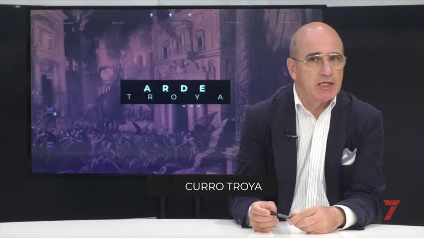 Arde Troya. De populismos y antipolítica