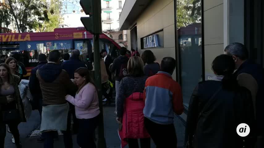 Suspenden la línea C5 tras el accidente con una decena de heridos