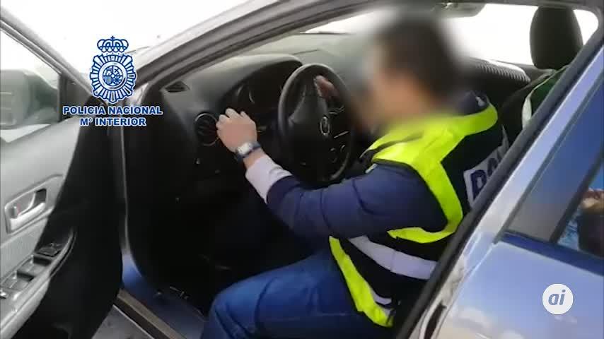 Cae una banda en Málaga especializada en el robo en viviendas