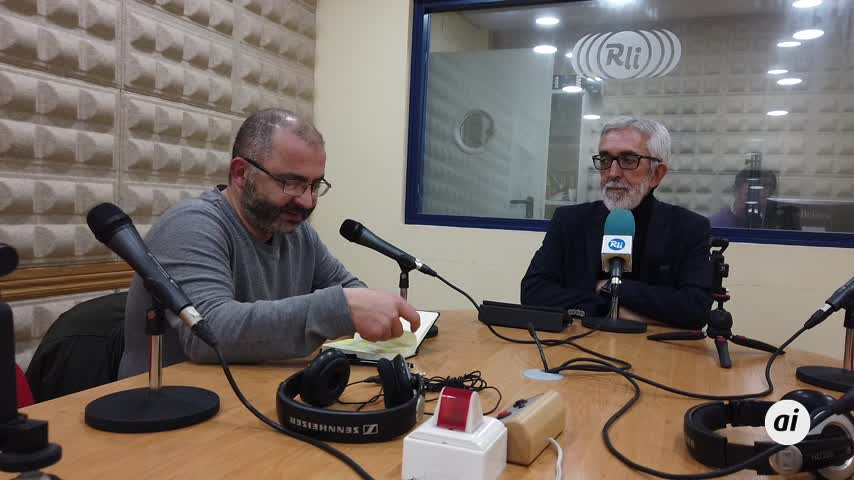 Manuel Cruz Romero en el programa 'Las dos orillas'