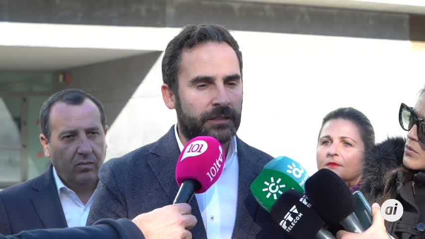 Piden a la Junta presupuesto para desmantelar Los Asperones en Málaga