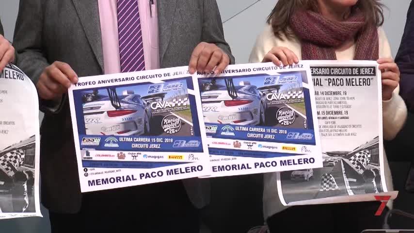 Espectáculo y solidaridad en el Circuito de Jerez este fin de semana