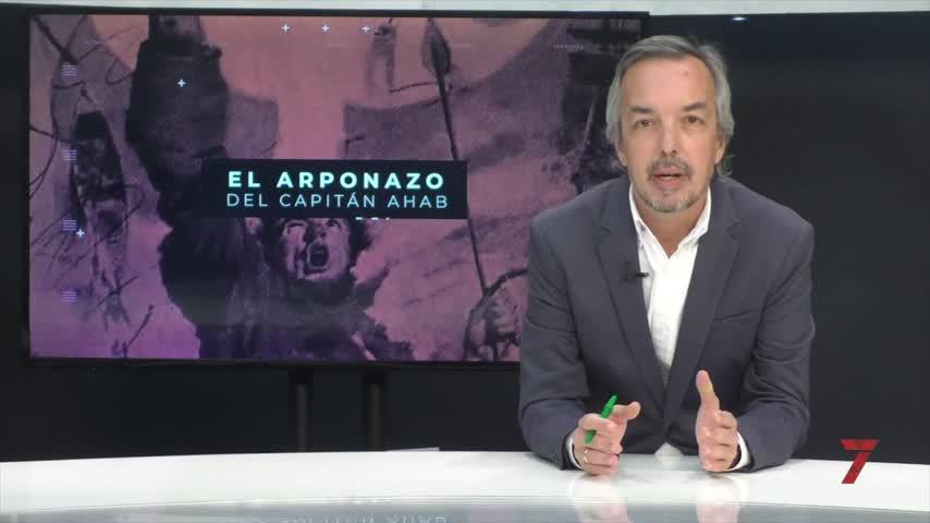 El arponazo del Capitán Ahab. ¡Viva Málaga!