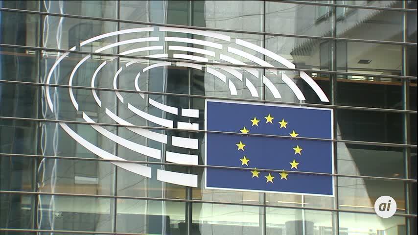"""Lagarde ve signos de """"estabilización"""" en la economía de la eurozona"""