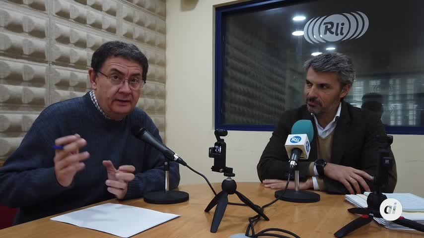 Fran Romero (AxSí) habla por primera vez en su vida como oposición