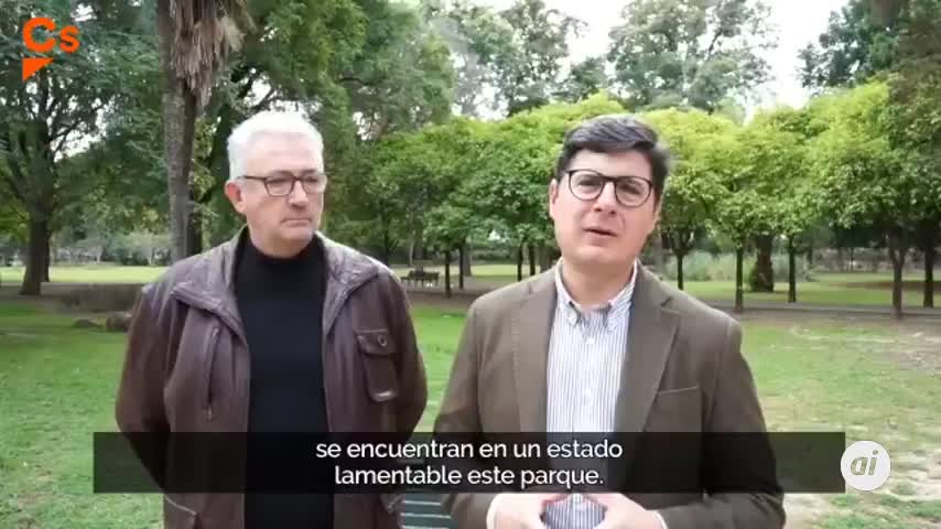 Cs denuncia que la botellona ya afecta al Parque de Los Príncipes