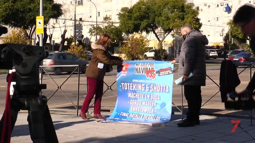 El Festival 'No solo por Navirap' trae a Jerez a ToteKing y Shotta