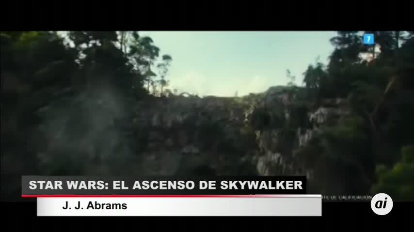 La cartelera viene marcada por la última entrega de Star Wars
