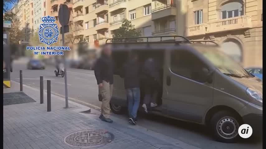 Detenido en Barcelona un fugitivo sueco por asesinato y blanqueo