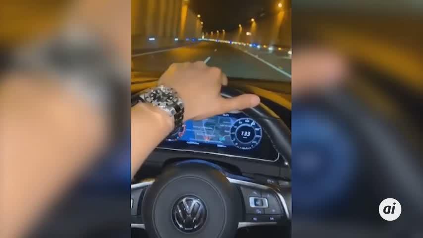 Investigado por circular a 202 km/h por vía limitada a 80 en Marbella