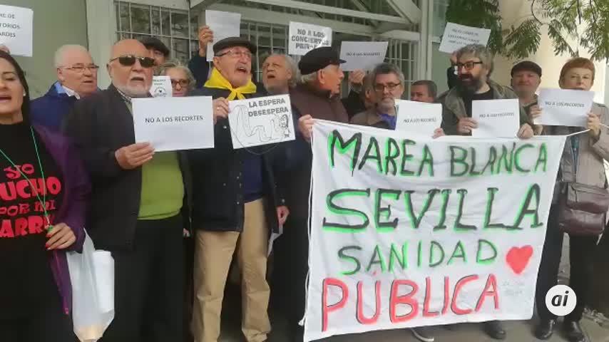 El Cerro pone voz a la reivindicación de ambulatorios por las tardes