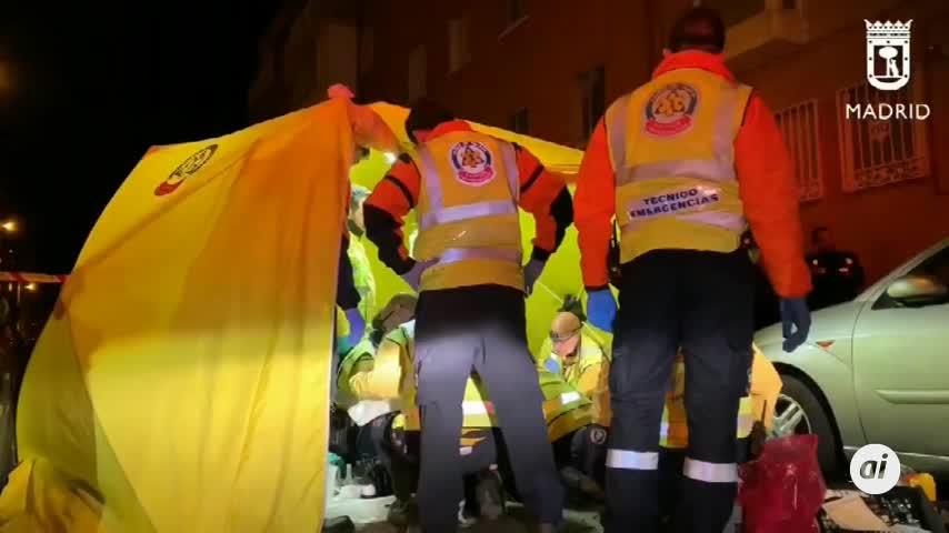 Muere apuñalado un joven de 23 años en Puente de Vallecas