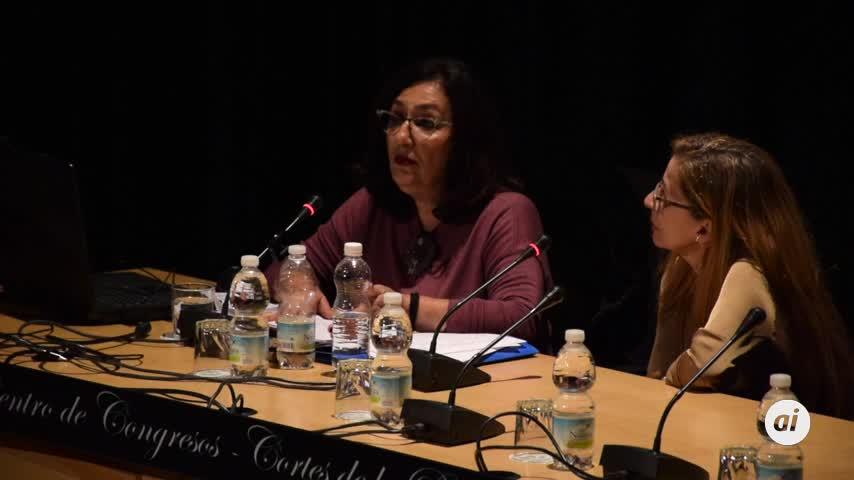 Josela Maturana abre el Ciclo sobre Igualdad del Ceper María Zambrano