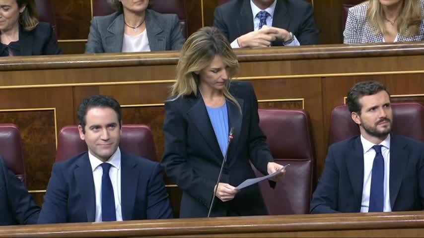 Batet rechaza la lectura de acuerdo PSOE-ERC solicitada por el PP