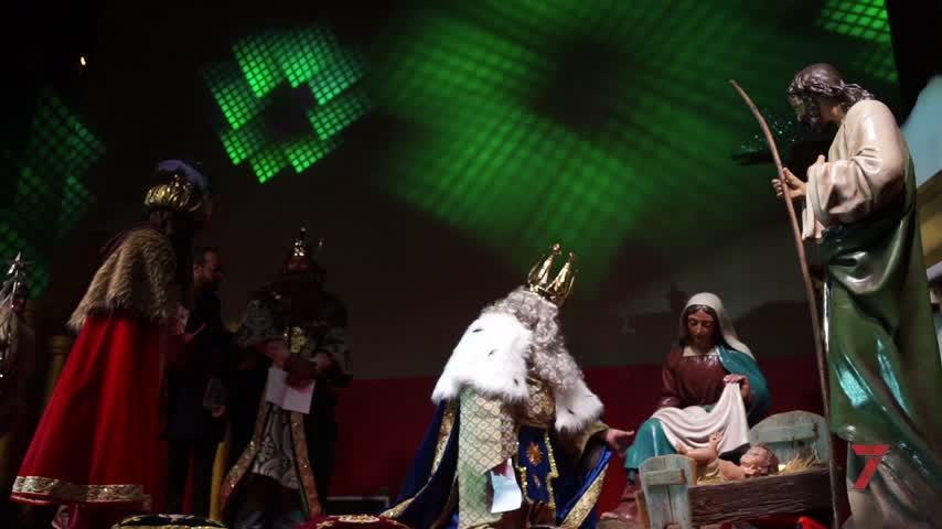 La Cabalgata de Reyes Magos pone el broche de oro a las Navidades