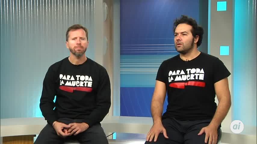 Los Compadres inician en Cádiz la gira de 'Para toda la muerte'
