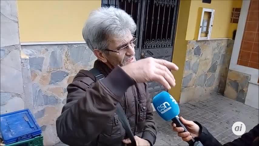 Desahucian a un pensionista de Algeciras pese a intentos de la PAH