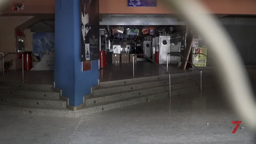 Carrefour Sur recuperará sus salas de cine en Jerez