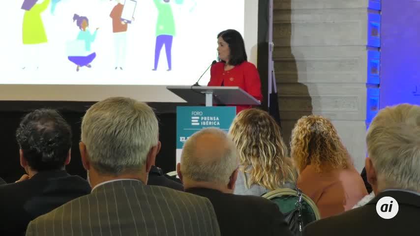 La canaria Carolina Darias, nueva ministra de Política Territorial