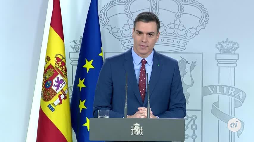 """Sánchez: el Gobierno """"tendrá varias voces, pero una misma palabra"""""""