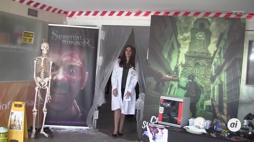 Un bocado de terror para la IV edición del 'Survival Horror'