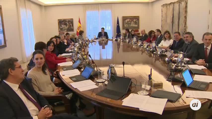 El Consejo de Ministros se celebrará al comienzo de la semana