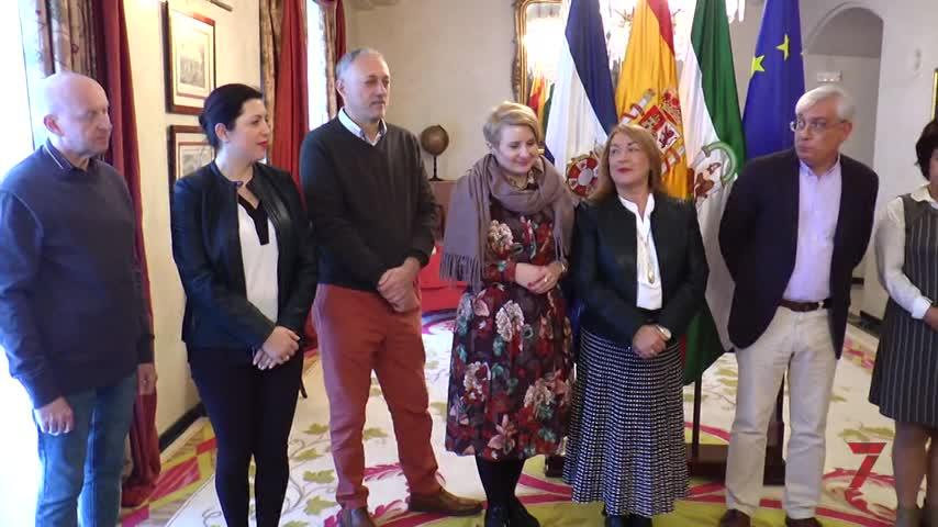 El programa Erasmus Rainbow School llega al Blas Infante