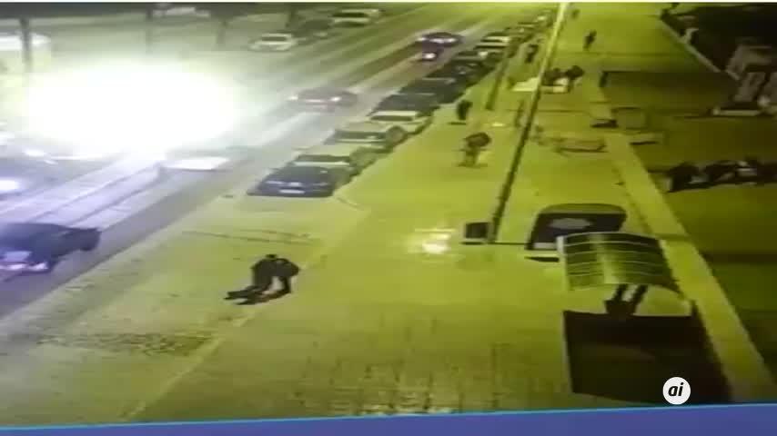 Un usuario de patinete eléctrico atropella a un peatón y no lo socorre