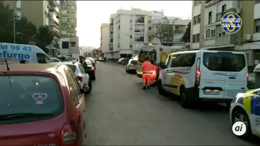Un muerto en Triana por un conductor de VTC que se quedó dormido