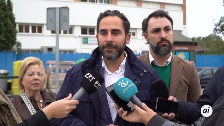 El PSOE insiste en que Junta y Ayuntamiento quieren cerrar un colegio