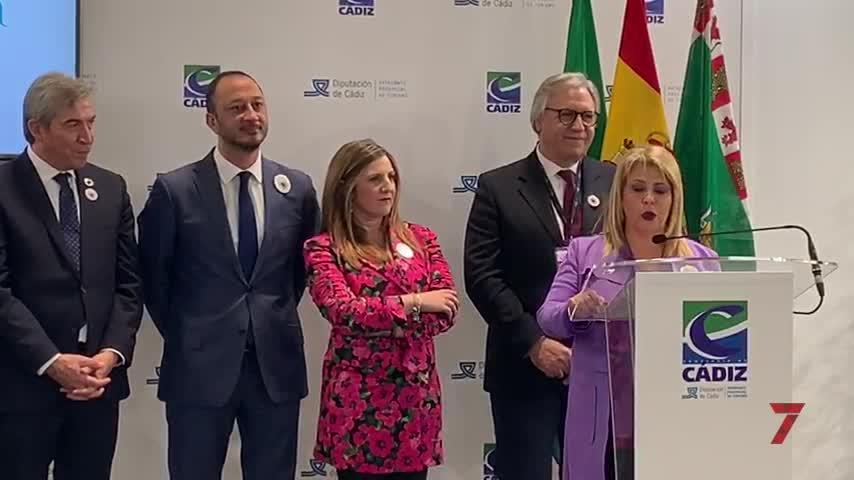 Jerez y la Bahía protagonizan el primer día de la provincia en Fitur