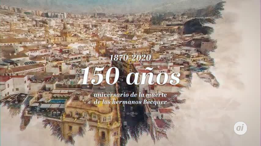 Año Bécquer: el inicio oficial será el 17 de febrero de 2020