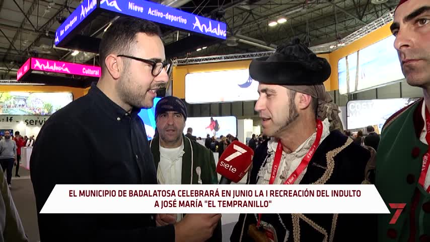 Badolatosa revoluciona Fitur con el indulto al Tempranillo