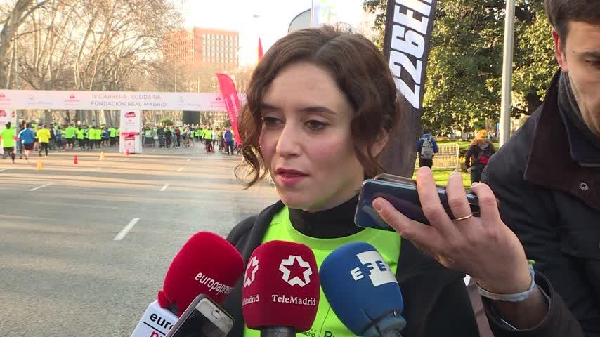 "Ayuso: Sánchez no recibió a Guaidó por no hacer ""un feo"" a Iglesias"