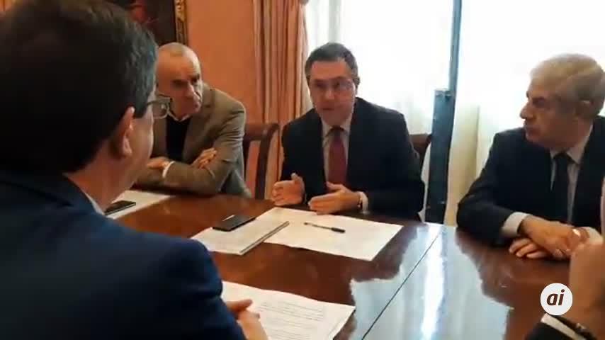 El traslado de los juzgados a Palmas Altas será en 2022
